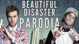 Fedez & Mika - Beautiful Disaster [PARODIA]
