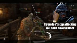 For Honor Duels: YOU ARE A RAIDER, LEGENDARY!