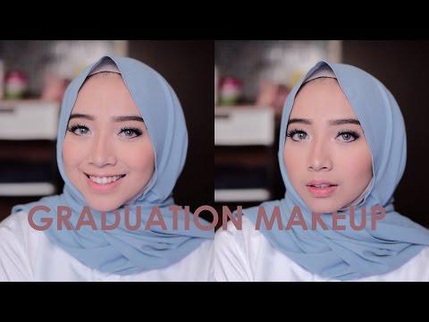 GRADUATION MAKE UP TUTORIAL | FATHI NRM -INDONESIA-