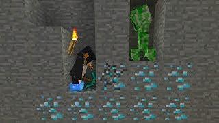 Minecraft Xbox: Diamond Digging [317]