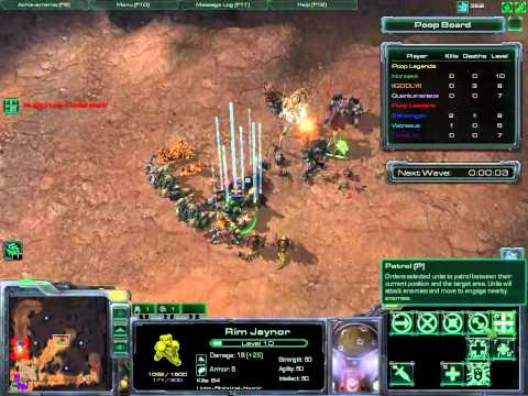 SC2 FFS Event84 Game 4 Part 1/2 (Party on Outhouse Protectors)
