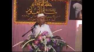 Amanat Kepala Diniyah Ulya (Al Ustadz Guru H.M. MAzani AR) Madrasah Sullamul Ulum