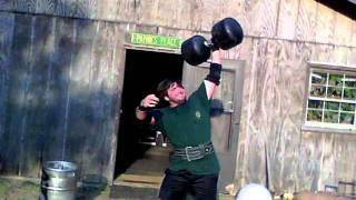 115 Circus Dumbbell