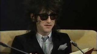 John Cooper Clarke - TWAT (on After Dark, 1982)