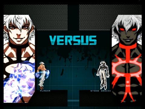 Plasma VS. Stone Orochi