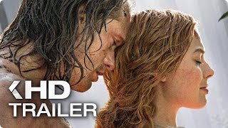 THE LEGEND OF TARZAN Official Trailer 2 (2016)