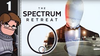 Let's Play The Spectrum Retreat Part 1 - I Want That Omelette