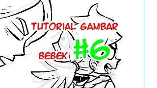 TUTORIAL GAMBAR BEBEK #6 (PANTAT PAKUPALU)