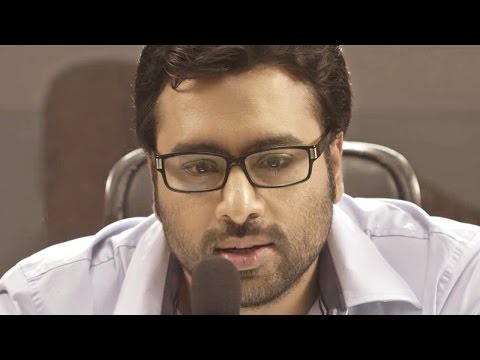 Prathinidhi Scenes - Manchodu Sreenu Asking His Second Demand - Nara Rohit