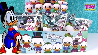 Disney Duck Tales Ducktales Figural Keyrings Blind Bag Opening | PSToyReviews