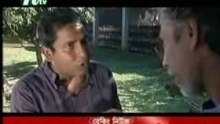 funny mosharrof, rifat chowdhury, tania and murgi