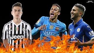 Neymar Jr Vs Dybala Vs Mahrez ★ Skills & Goals 2016 - [CO-OP] 1080p