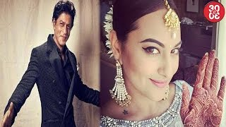 Shahrukh Finds It Tough To Describe Himself | Sonakshi On Her Engagement Rumours