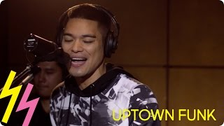 MARK RONSON & BRUNO MARS - Uptown Funk (JAY R & Kris Lawrence Cover)