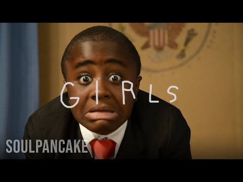 AWESOME GIRLS Kid President