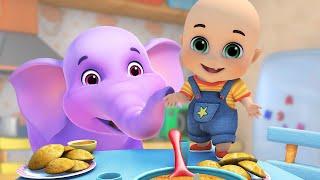হাসি রাজা কহান চেল | Hathi Raja Kahan Chale | bangla rhymes for children