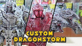 Transformers The Last Knight Leader Class DRAGONSTORM CUSTOM