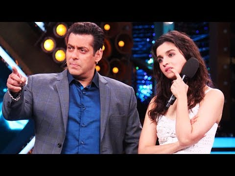 Salman Khan To Play Alia Bhatt's Father In Papa The Great Remake?