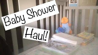 Baby Shower Haul! | Teen Mom