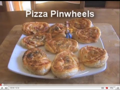 Pizza Pinwheels - MYVIRGINKITCHEN