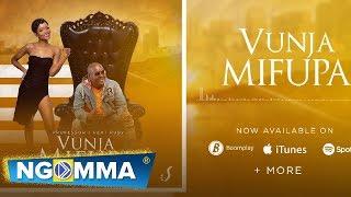 PROFESSOR J Ft RUBY - VUNJA MIFUPA (OFFICIAL AUDIO)
