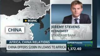 Africa China Relations with Jeremy Stevens