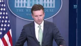 1/11/17: White House Press Briefing