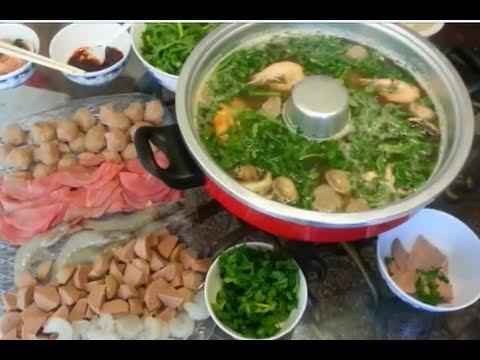 Xxx Mp4 How To Make A Vietnamese Asian Hot Pot Recipe Lau Thap Cam 3gp Sex