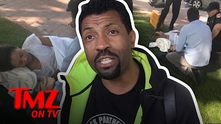 Deon Cole – Here's How To Eat A Weed Brownie! | TMZ TV