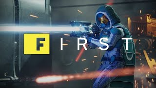 Destiny 2: Creating the Coldheart Exotic Trace Rifle - IGN First