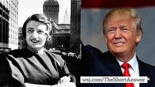 Trump's Infrastructure Investment Plan Evokes Ayn Rand