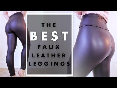 Xxx Mp4 The BEST Faux Leather Leggings Milabu 3gp Sex