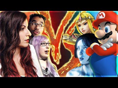 Xxx Mp4 Feminists SJW S VS Video Games 3gp Sex
