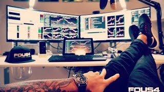 Learning To Day Trade ? Watch Me Make $2600 in 7 Minutes in the Stock Market