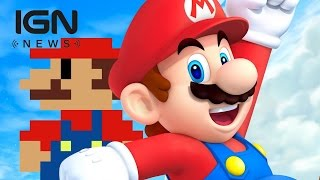 New Super Mario Game Revealed for Nintendo Switch - IGN News