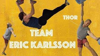 TEAM ERIC KARLSSON BOULDERING | VLOG #136