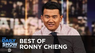 The Best of Ronny Chieng - Wrestling, Bitcoin & The Future of Policing | The Daily Show