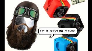SQ11 mini camera from Banggood - Review