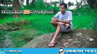 Camera Test Xiaomi Redmi Note 3 Pro Indonesia