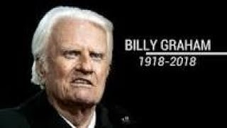 Billy Graham's last message to the people of the world.