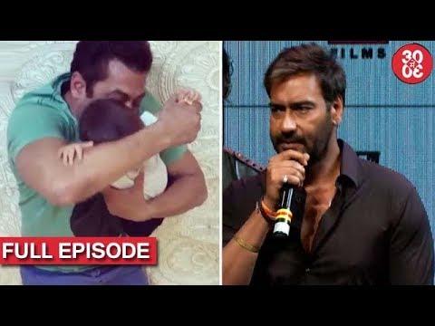 Xxx Mp4 Salman's Masti Time With His Nephew Ahil Ajay Devgn 'Baadshaho' Is Not A Porn Film 3gp Sex
