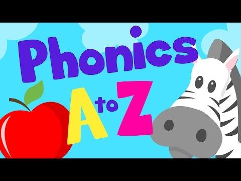Xxx Mp4 PHONICS A To Z For Kids Alphabet Letter Sounds LOTTY LEARNS 3gp Sex