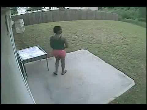 Home CCTV  Security Camera Caught Robbery | CCTV Footage Los Angeles - USA