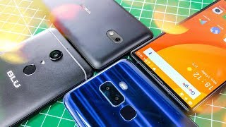 Does Your Next Smartphone Cost $200?