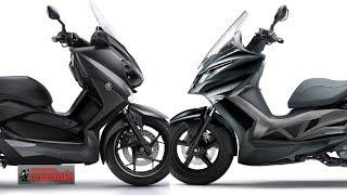 X-Max 300 vs Forza 300 ตัวใหม่จะมาเมื่อไร J300 จะมาหรือไม่ ? motorcycle tv thailand