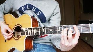 DNCE - Cake By The Ocean - Guitar Cover | Mattias Krantz