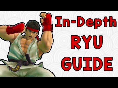 In depth Ryu Guide Smash Wii U 3DS