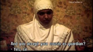 Islamic marriage: a true virgin.