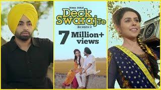 Deck Swaraj Te | Jenny Johal | feat. Jordan Sandhu | Bunty Bains | Jassi X | Latest Punjabi Song
