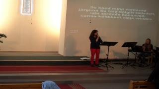 Jumalateenistus (03.09.2017) Oma kogudus